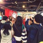 香港LCXサイン会01