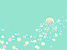 星の海(シンプル)■カナヘイの無料壁紙