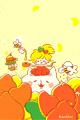 花カフェ■illust_カナヘイ
