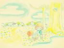 おままごと(水彩)■カナヘイの無料壁紙