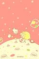月に来た(淡)■illust_カナヘイ
