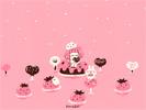 love fondue 1■カナヘイの無料壁紙