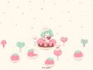 love fondue 2■カナヘイの無料壁紙