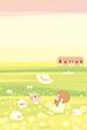 もうすぐ春ですね■illust_カナヘイ