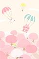 春風に乗って1■illust_カナヘイ