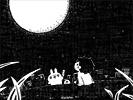 ムーンライトと団子2■カナヘイの無料壁紙