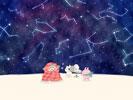 天の光は全て星ねー 1■カナヘイの無料壁紙
