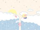 梅雨入り1■カナヘイの無料壁紙