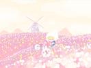 風車の丘1■カナヘイの無料壁紙