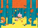 Autumn■カナヘイの無料壁紙
